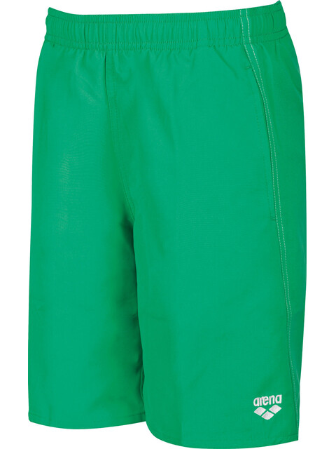 arena Fundamentals Long Bermuda Junior bali green/white
